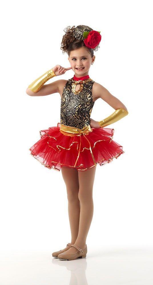 CLASS Spanish Ballet Tutu Tap Dress CHRISTMAS Dance Costume Child & Adult  Sz #Cicci - Class Act Dance Costume Spanish Ballet Tutu Tap Dress Clearance CXS