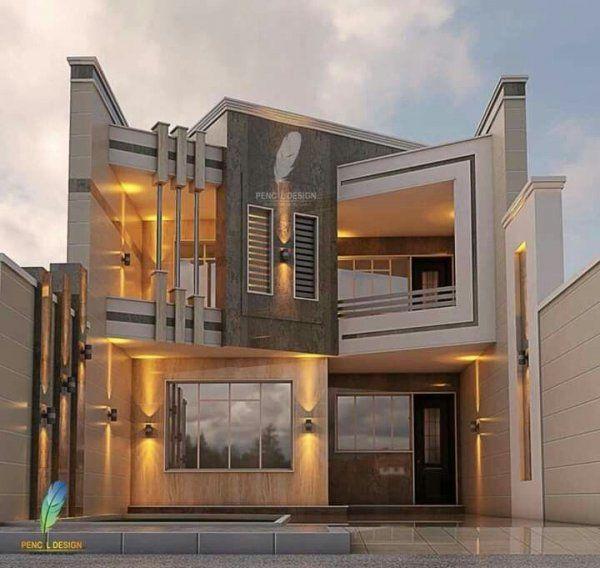 30 Modern Home Decor Ideas: Top 30 Modern House Design Ideas For 2020