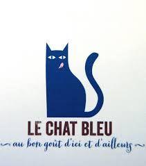 Le Chat Bleu. St Adresse. Le Havre