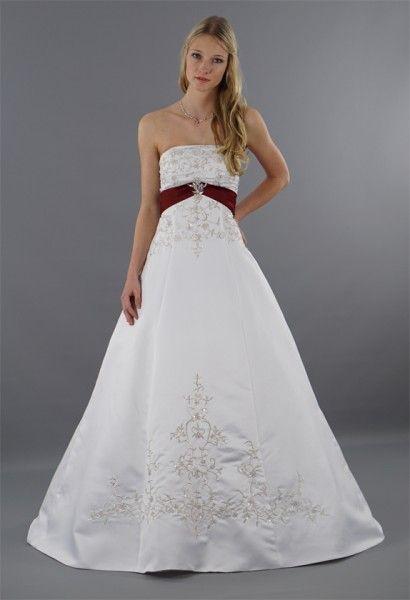 Stella - ein Brautkleid wie aus einem Märchen ☆ moderne A-Linie ...