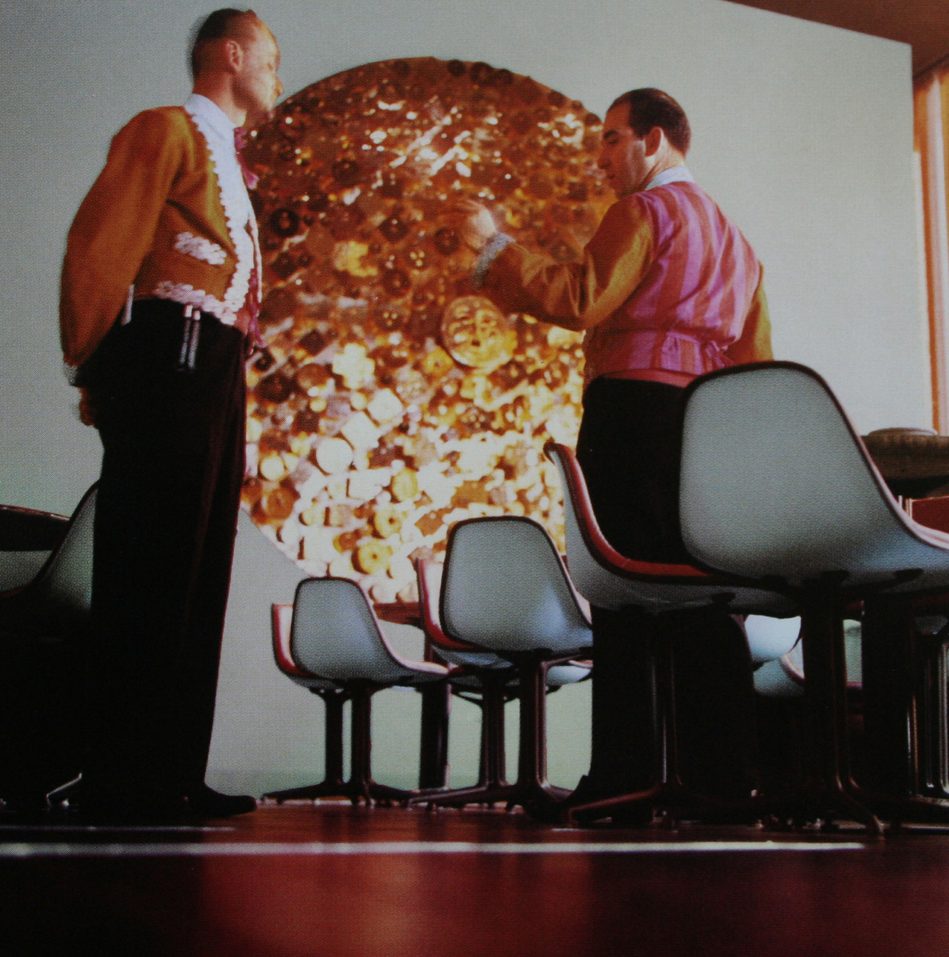 La Fonda del sol Restaurant N.Y.,1961