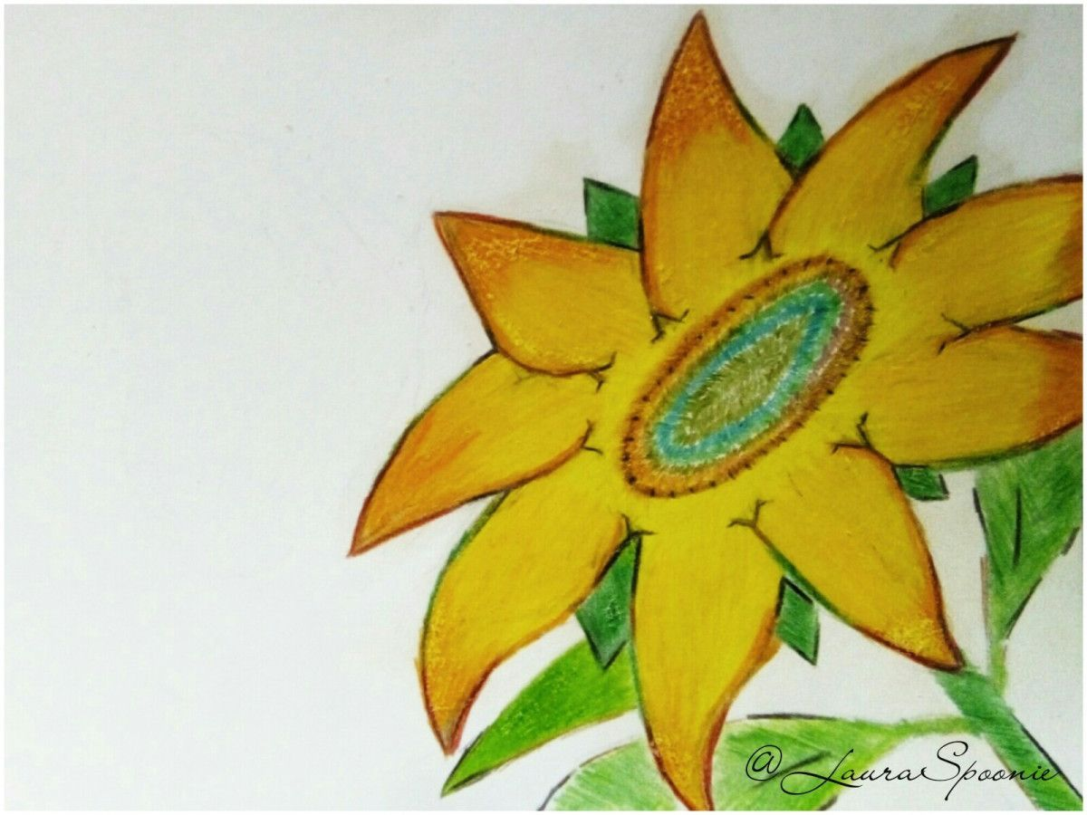 Lessons From A Sunflower