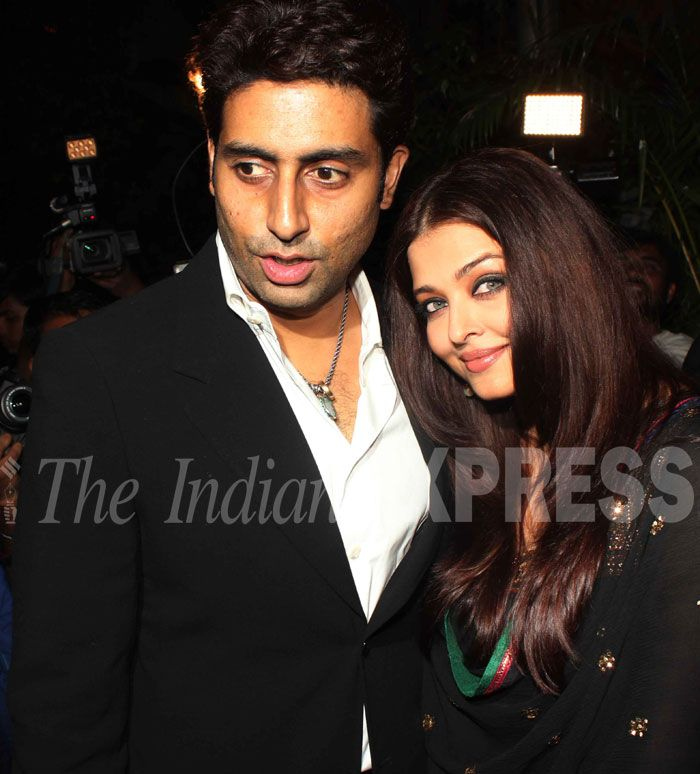 Power couple Aishwarya Rai and Abhishek Bachchan celebrate their fifth marriage anniversary today, so here's a look at some of the best moments in their lives. (Photo: Varinder Chawla)