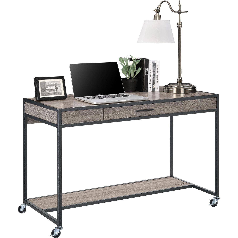 Altra Furniture Mason Ridge Mobile Computer Desk