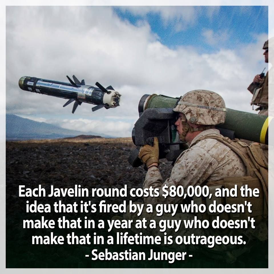 War is created by the rich elite for profit, all the while sending everyone else's children out to be cannon fodder. https://plus.google.com/115485979219209097599/posts/K2YF8bsFjM1