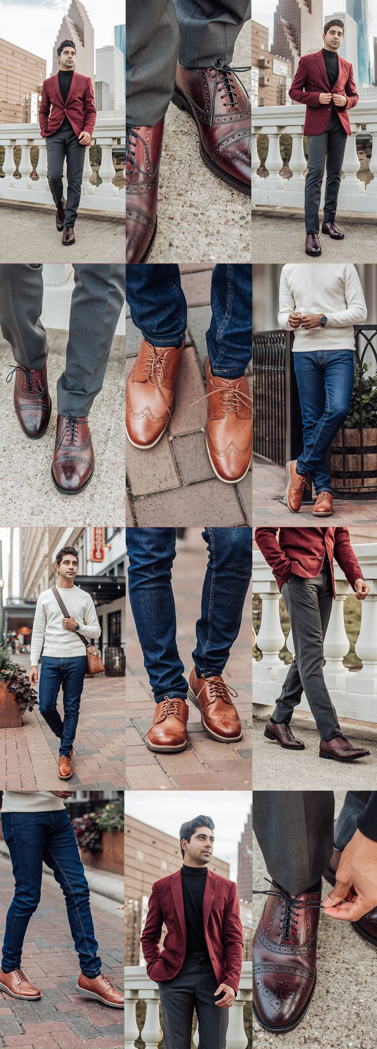 Day And Night With Cole Haan Shoes Heyitsyash Cole Haan Mens Shoes Dress Shoes With Jeans Trendy Mens Shoes [ 2091 x 753 Pixel ]