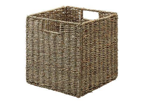 Designer S Image Trade Seagrass Decorative Basket With Images Basket Decoration Basket Seagrass Basket