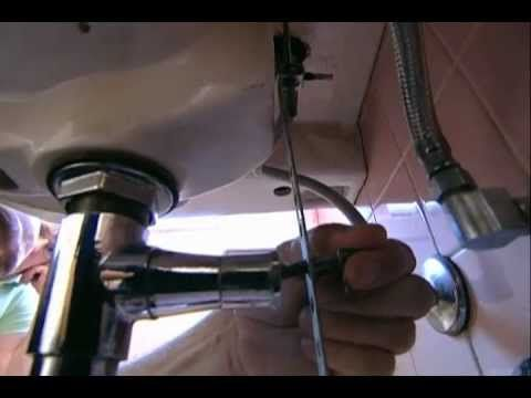 How To Fix A Bathroom Sink Stopper   This Old House   YouTube