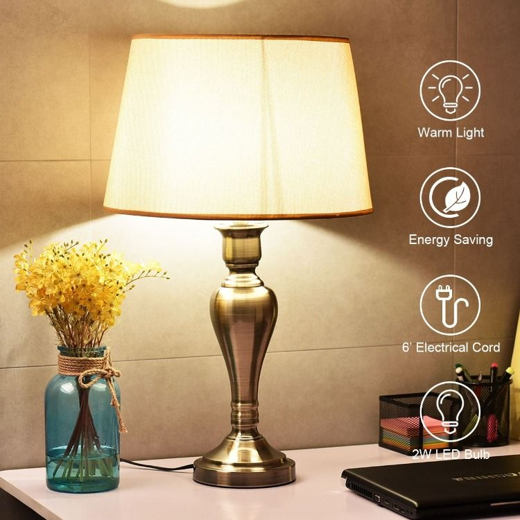 25 In 2020 Brass Table Lamps Table Lamp Lamp