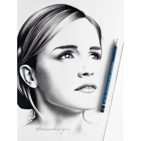 Emma Watson drawing♥♥