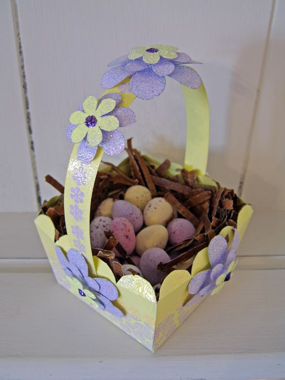 Easter basket with wow powders psiinen pinterest easter easter basket with wow powders negle Choice Image