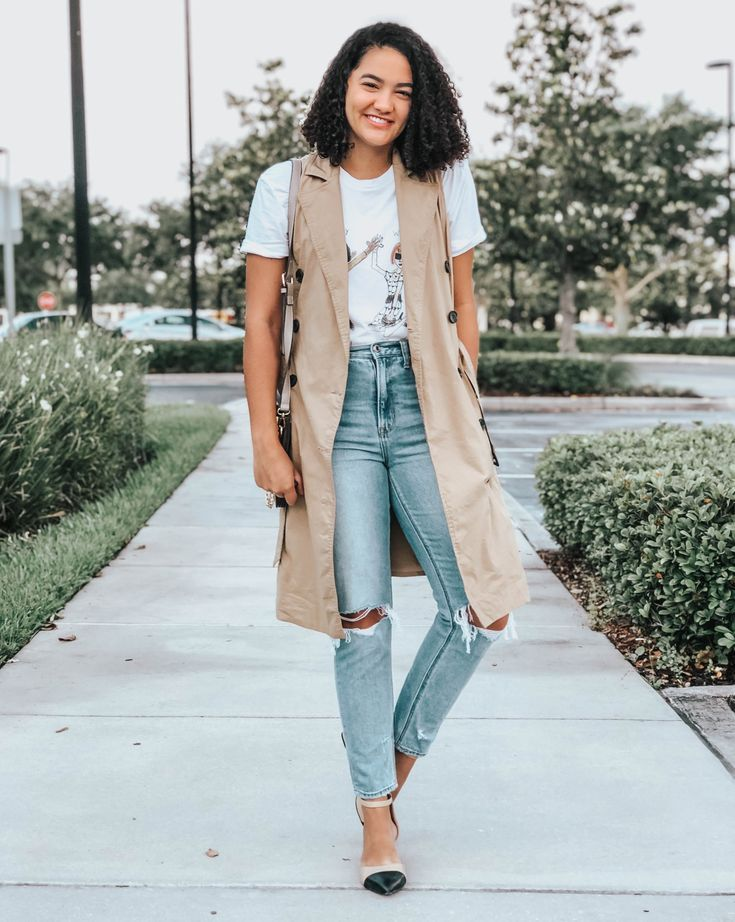 how to style mom jeans in summer