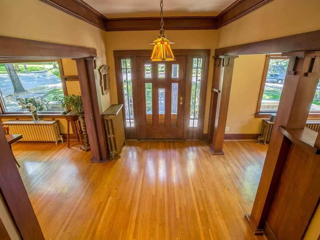 1914 spokane wa craftsman style interiors craftsman - Arts and crafts bungalow interiors ...