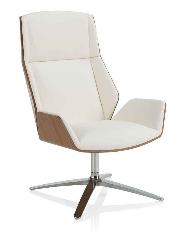 200 Series Boss Design Highback Lounge Chair : KI