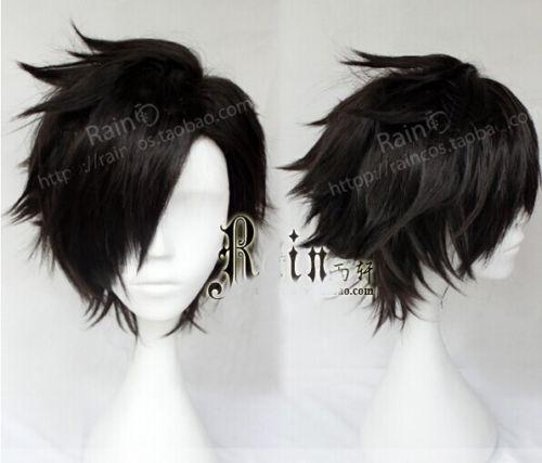 Haikyuu Hitoka Yachi Wig Yachi Hitoka Cosplay Wig Short Gold Hair Wig Ebay Anime Hair Wig Hairstyles Cosplay Wigs