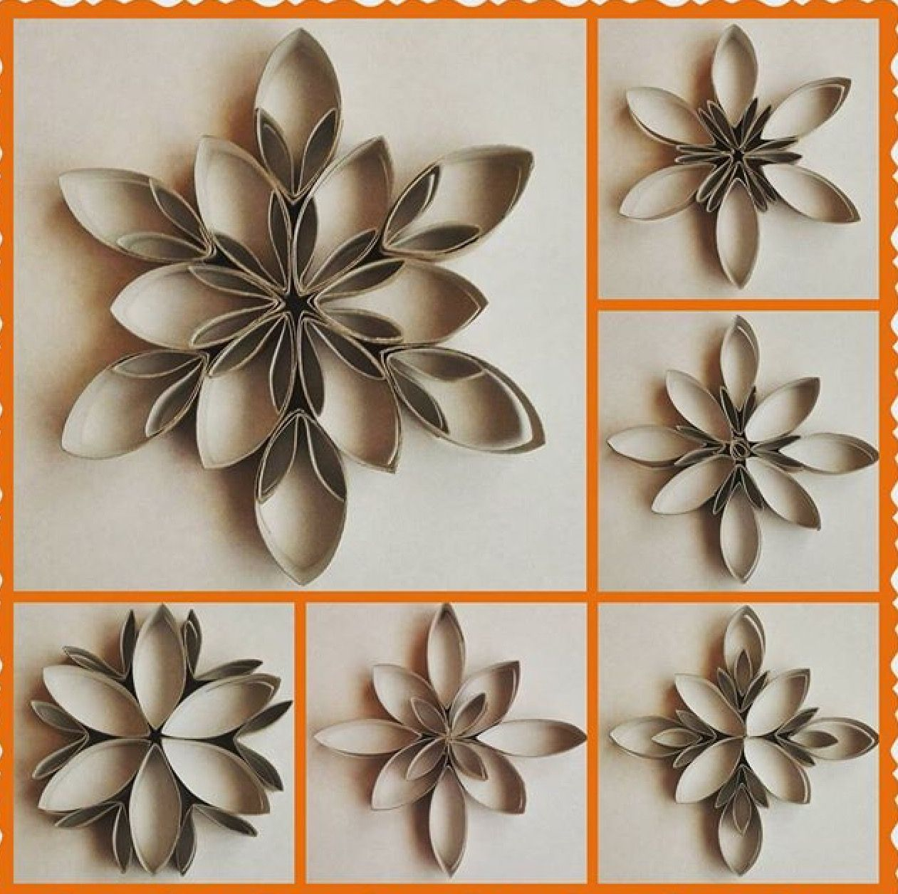 Pin by reema dsouza on christmas pinterest quilling paper paper roll crafts toilet paper rolls christmas tree ornaments christmas ideas kid crafts quilling fun ideas upcycling origami jeuxipadfo Image collections