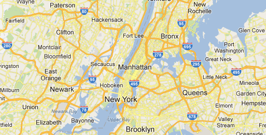 Diners, Drive-ins and Dives Manhattan, NY Restaurant Listings, Maps on