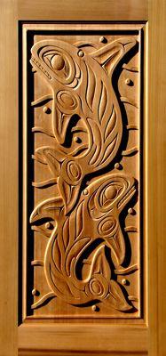 B.C. Door Company Limited & B.C. Door Company Limited | just cool | Pinterest | Doors Haida art ...