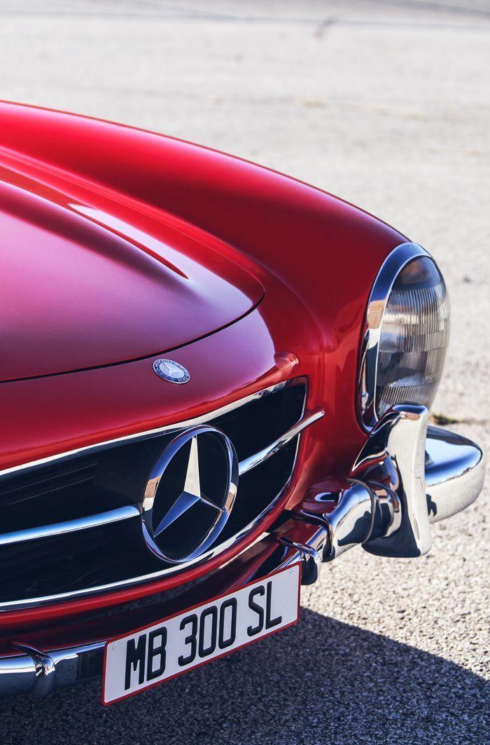 Mercedes Benz 300 SL - Fotos Audi   - mercedes -