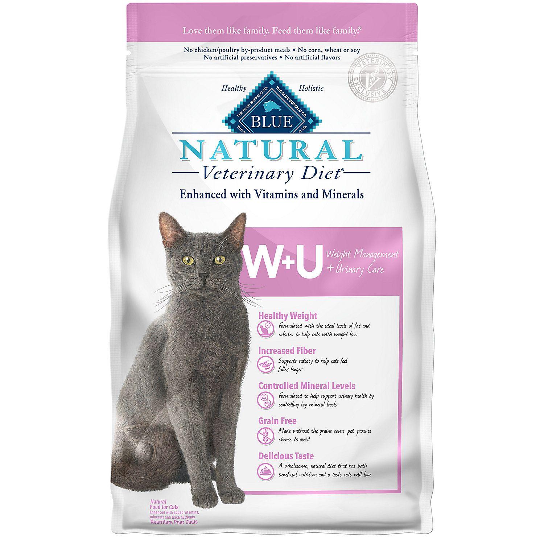 Blue Buffalo Blue Natural Veterinary Diet W+U Weight