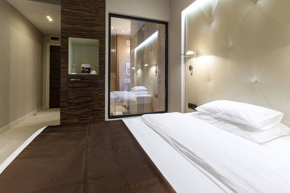 6 suites parentales aux salles de bains sublimes | Parental, Suite ...