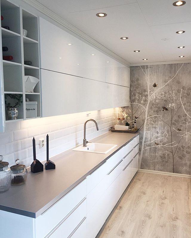 Instagram Photo By E L L E N Apr 16 2016 At 11 21am Utc Kitchen Design Decor Elegant Kitchen Design Kitchen Inspirations