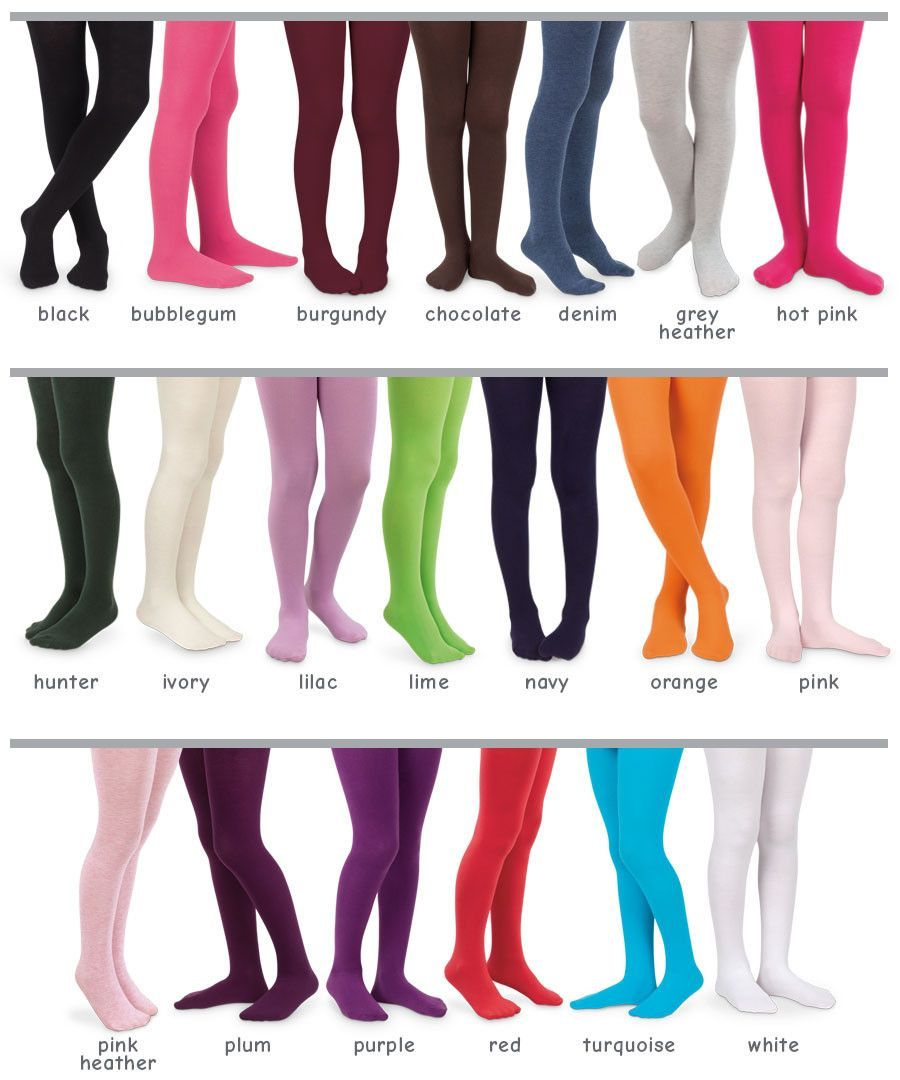 2-4 years Girls 1 Pack Black 70 Denier Opaque Tights with Lycra