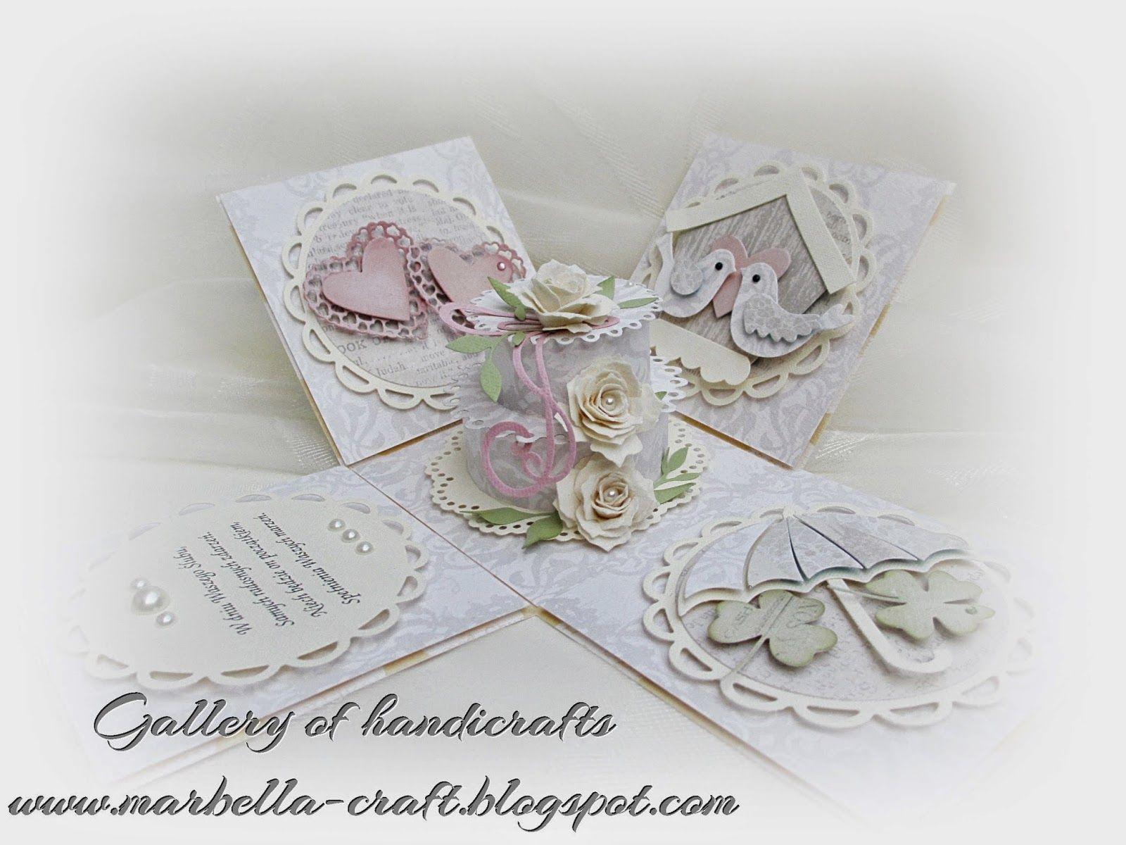 Gallery of handicrafts: newly weds - box