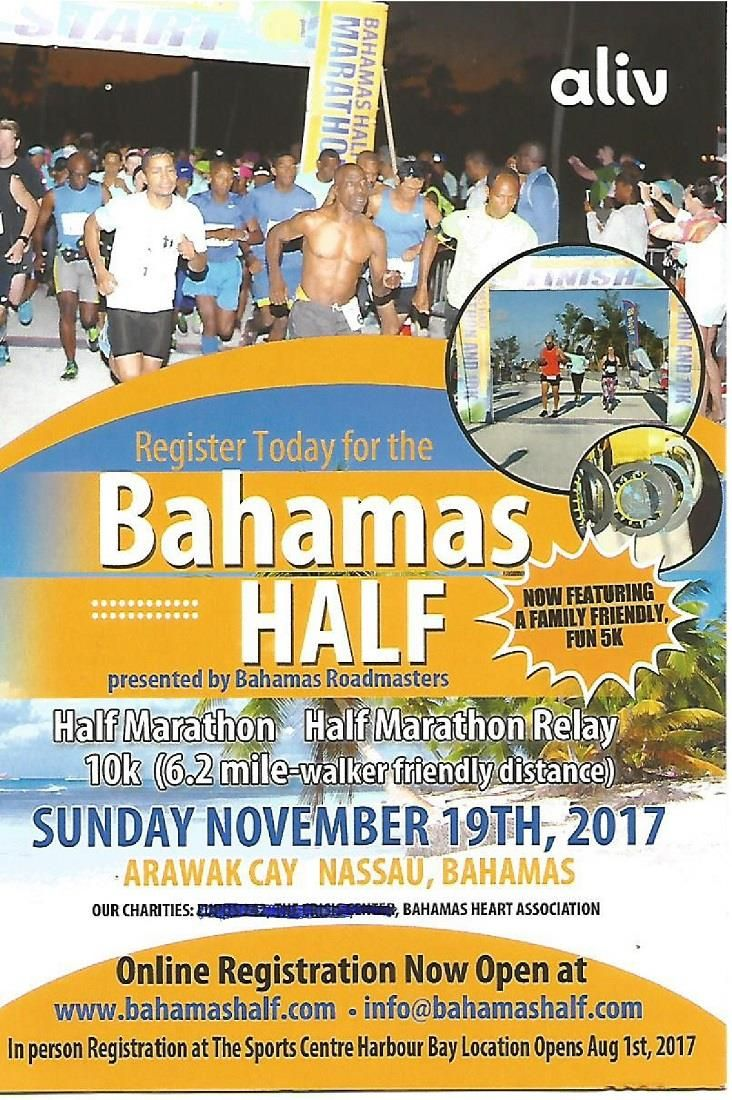Go red for women in bahamas on feb th at bahamas heart