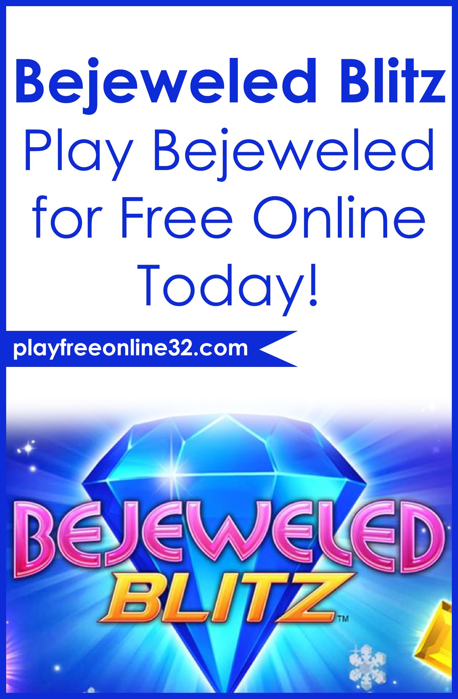 Bejeweled • Play Bejeweled Games Online for Free (With