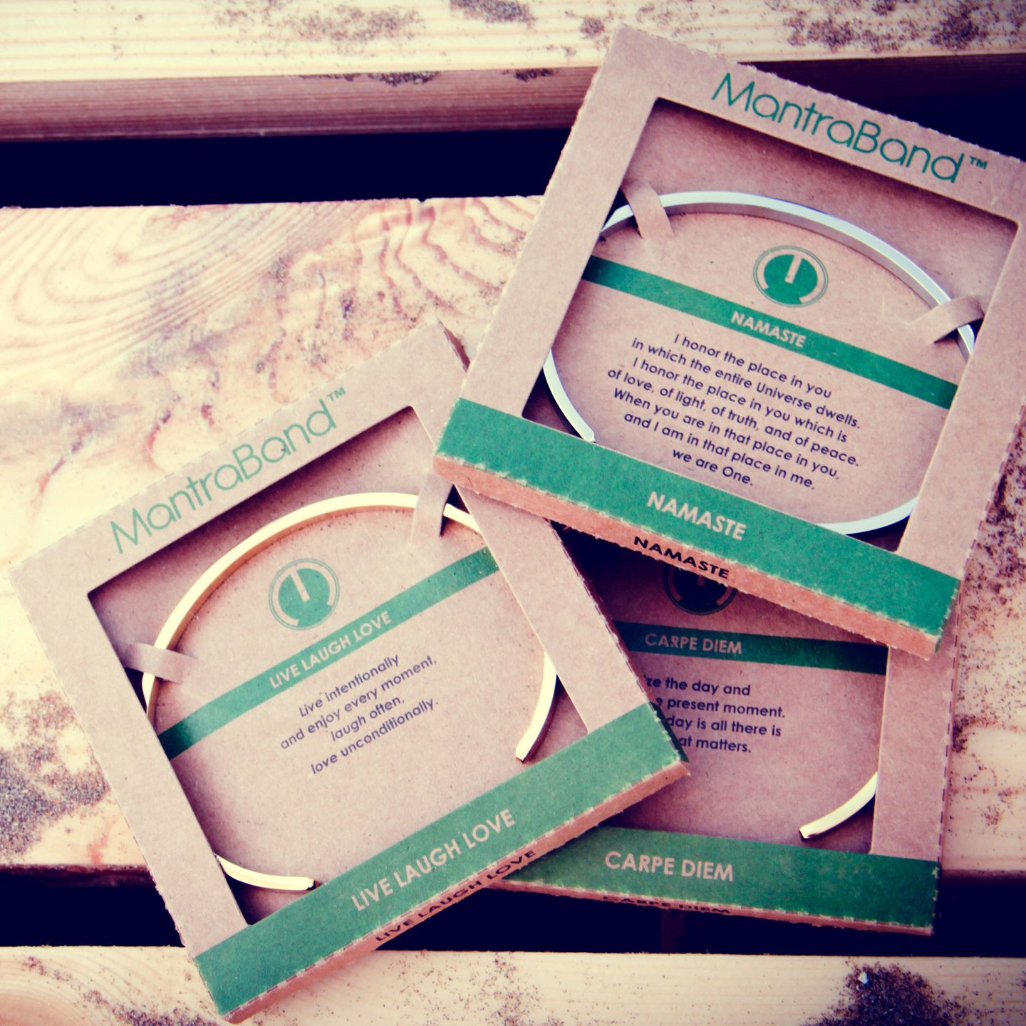 MantraBands make the perfect gift! Free shipping on all orders. Ships next business day. #gifts #jewelry