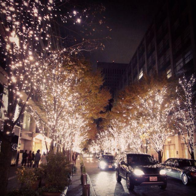 Marunouchi Illuminations 2011/11/26