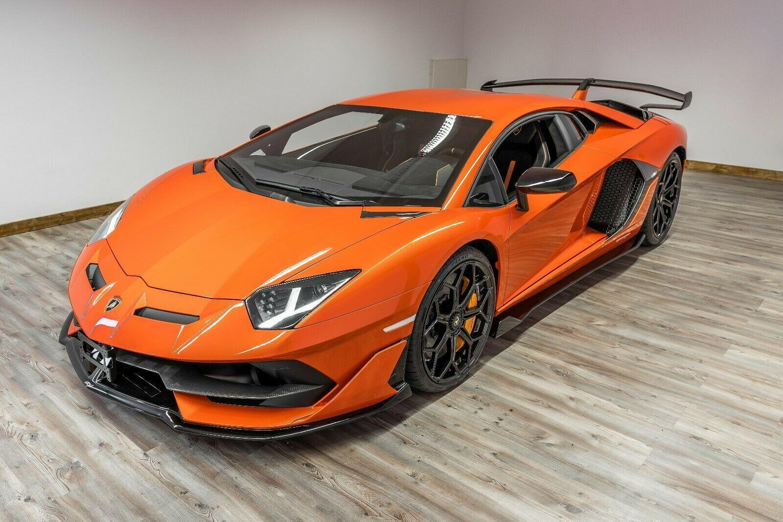 Lamborghini Aventador SVJ – Luxury Pulse Cars – Germany
