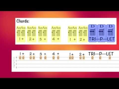 Oye Como Va Uke Chord Guide Youtube Ukulele Fun Pinterest Bass