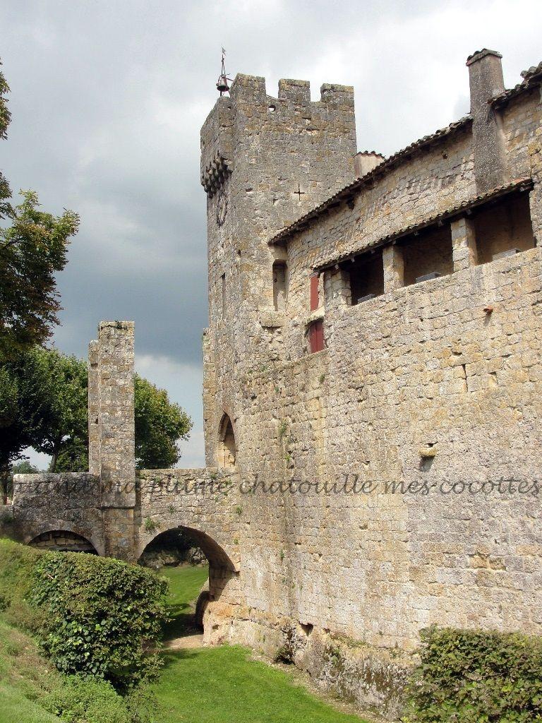 Larressingle, Gers, France