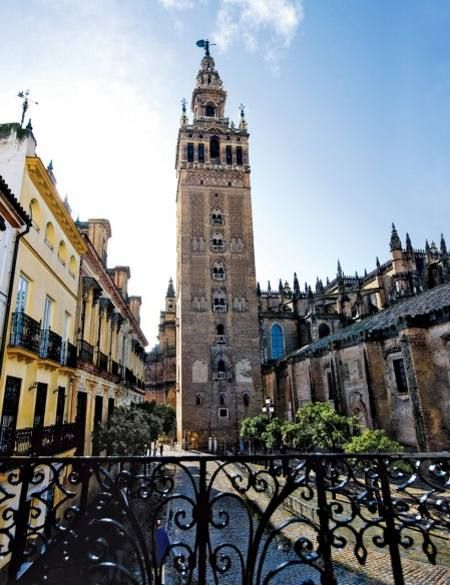 Hoteles Con Vistas Espectaculares En El Mundo Sevilla Espana Sevilla Alcazar De Sevilla