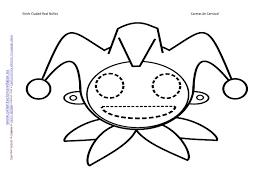 Resultado De Imagen De Caretas Carnaval Para Imprimir Infantil Carnaval Arlequines Mascara De Arlequin