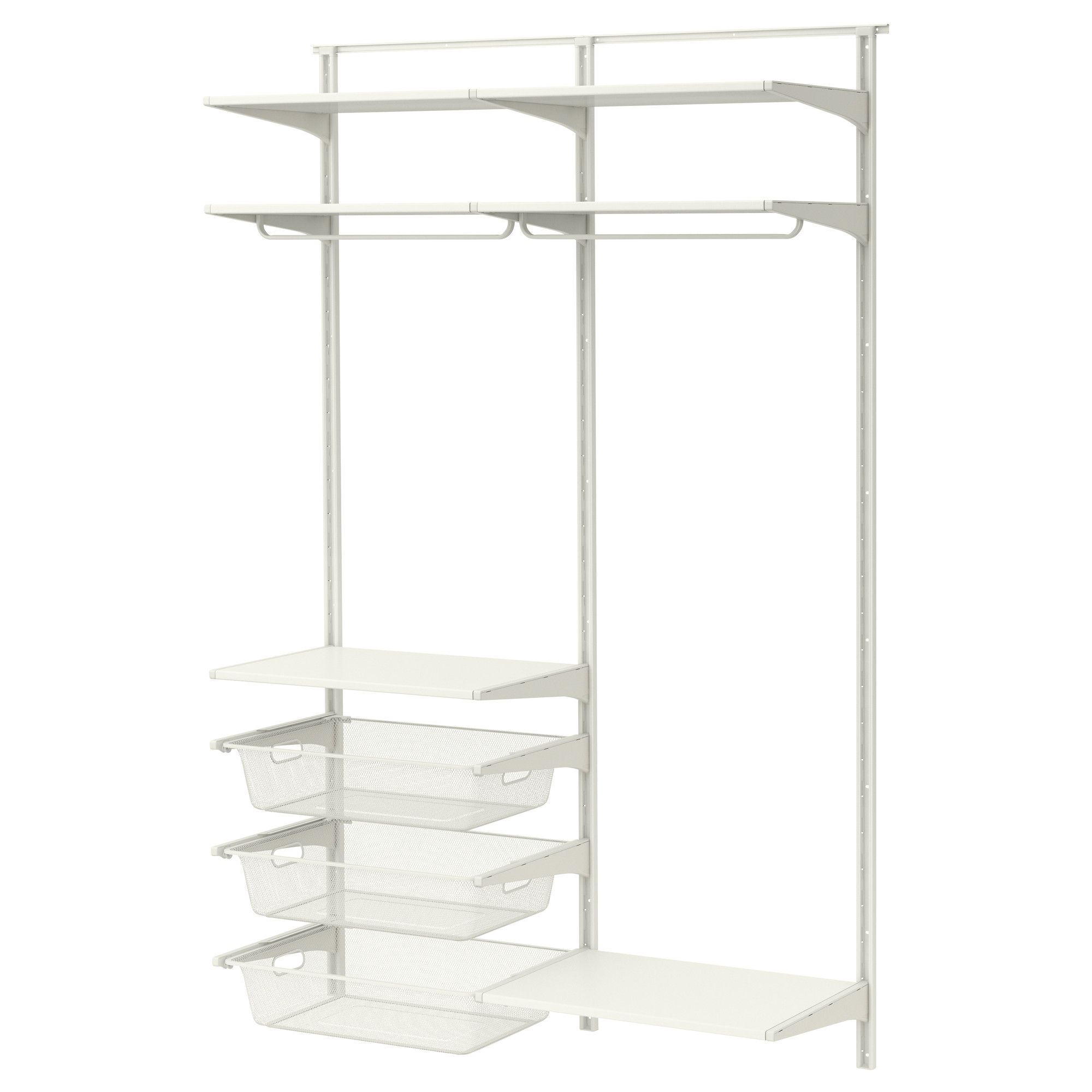 Us Furniture And Home Furnishings In 2020 Ikea Algot Ikea
