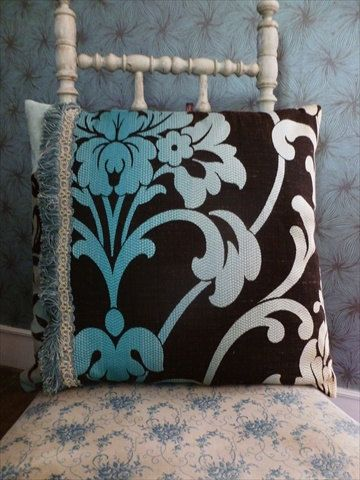 Elegant Boho Shabby Chic Quot Patchworked Quot Cushion Pillow Cover On Etsy 163 24 00