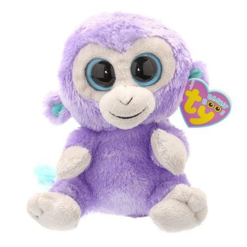 e622430ae02 Ty Beanie Boos Blueberry Monkey