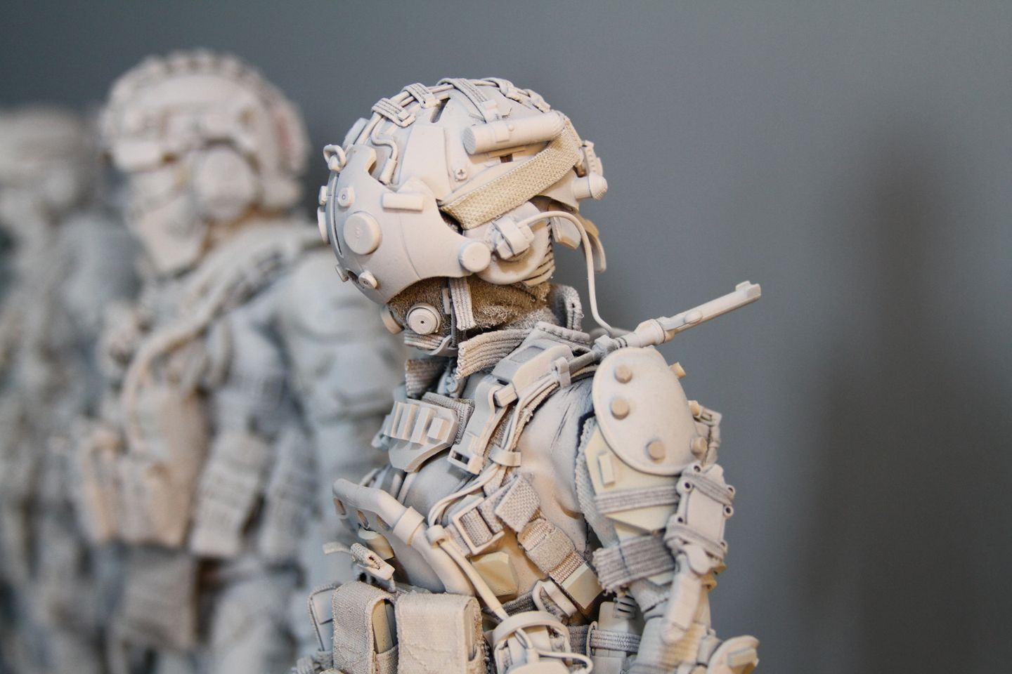 Maquettes as concepts titanfall