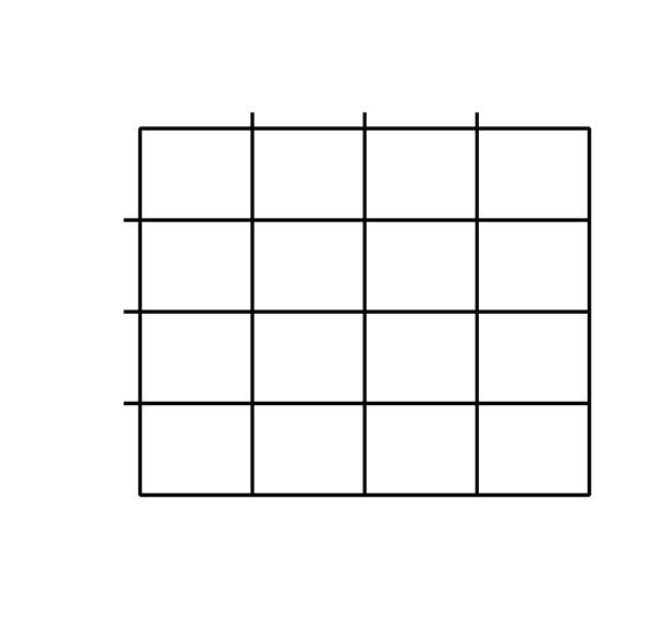 Tactile Punnett Squares Sheets A Square Is Diagram That Used To Predict The Outcome Of Particular Genetic Cross Or Breeding Experiment