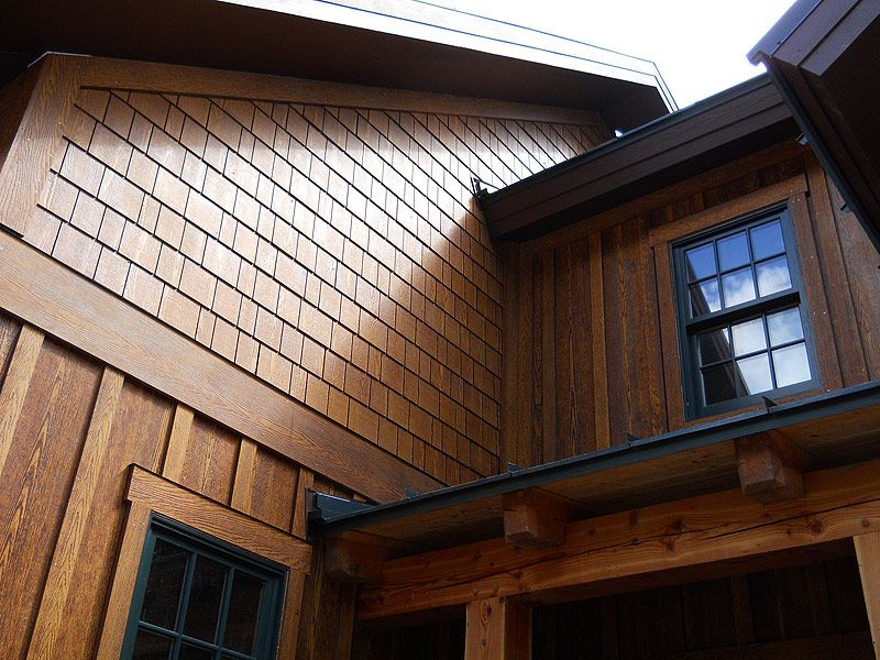 Woodtone Rusticseries Siding Gallery Barn Homes In 2019