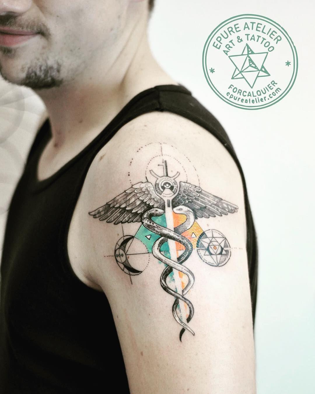 Tattoos tattoo ideas on pinterest rn - 15 Ink Designs For Nurse Tattoos Nursebuff
