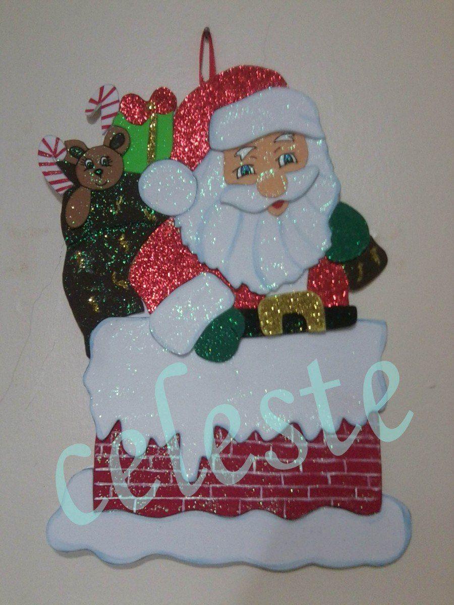 Pin de nazaret orozco en navidad pinterest navidad - Decoracion navidad goma eva ...