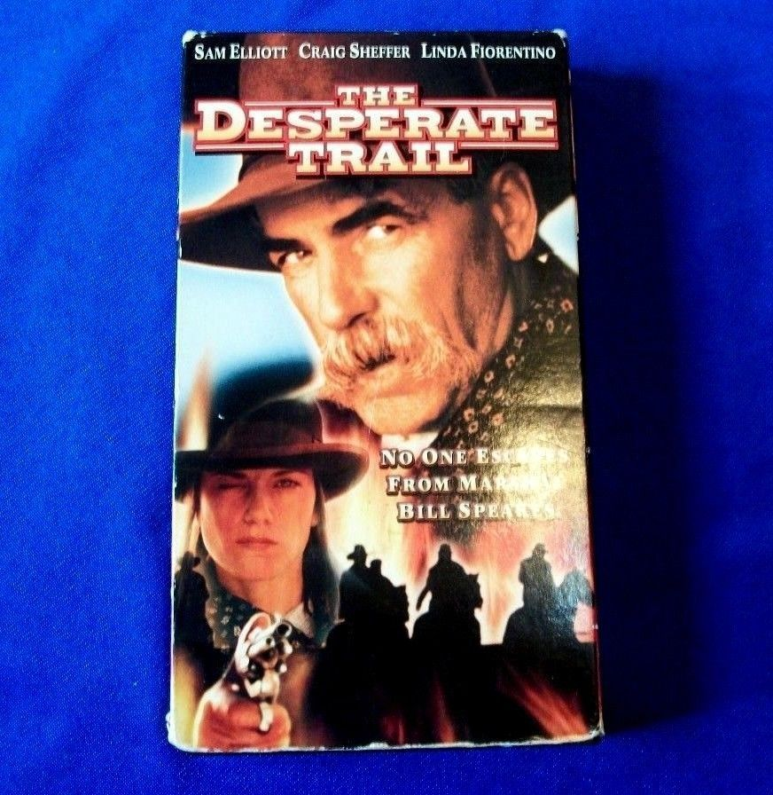 Desperate Trail / Western movies the desperate trail 1994 (ima prevod) / sam elliott part 1/2.