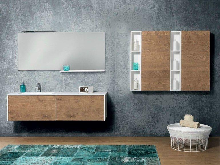 Fresh Wall Mount Vanity Cabinet