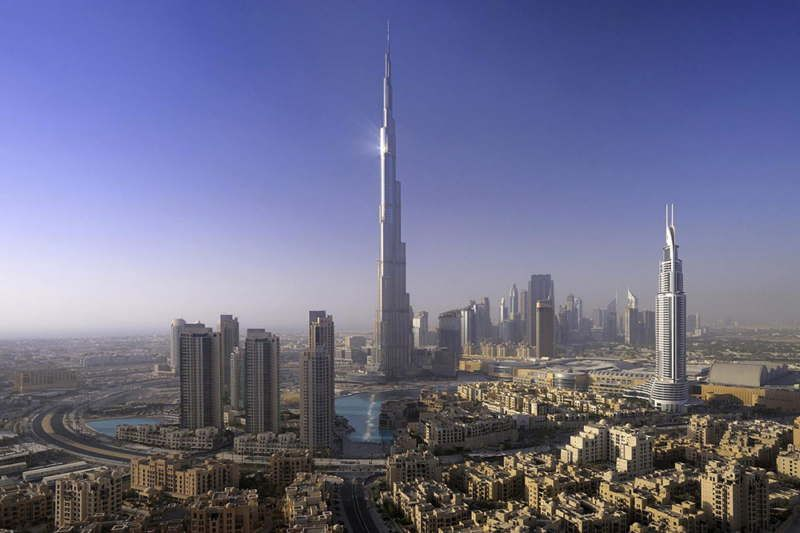 Dubai architecture and the World's Fair - best of the week