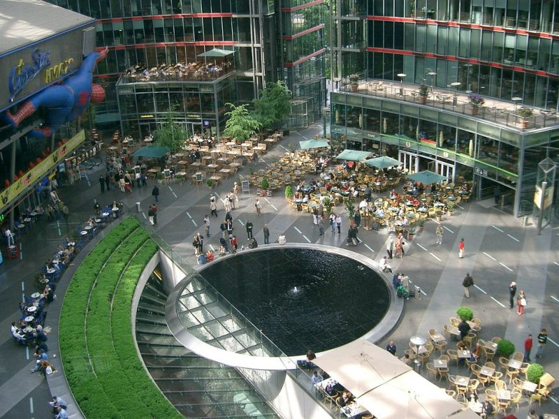 Cine Potsdamer Platz