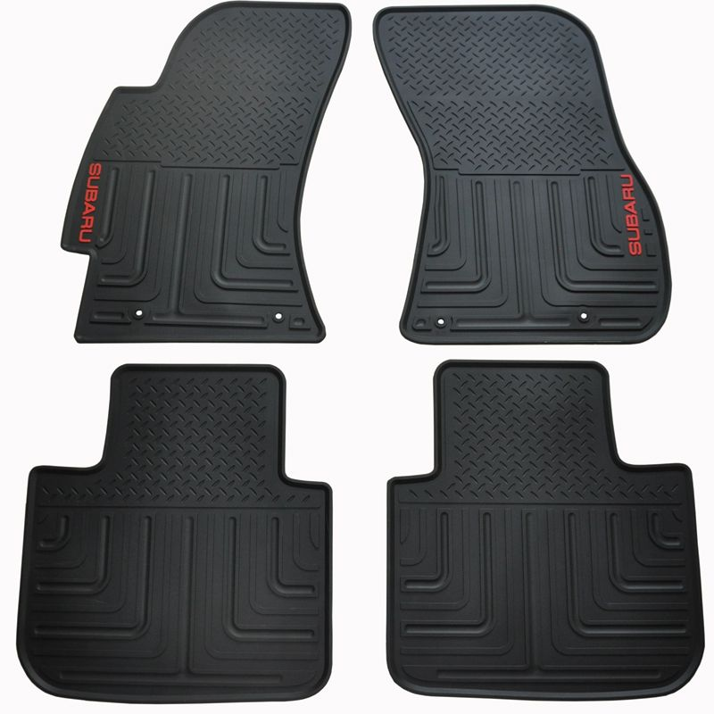 How To Get Rubber Smell Out Of Car Mats